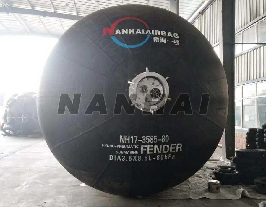 NanHai-Hydro-Pneumatic-Fenders