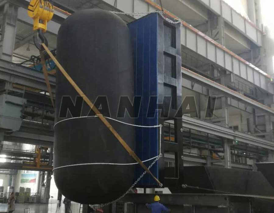 NanHai-Hydro-Pneumatic-Rubber-Fenders