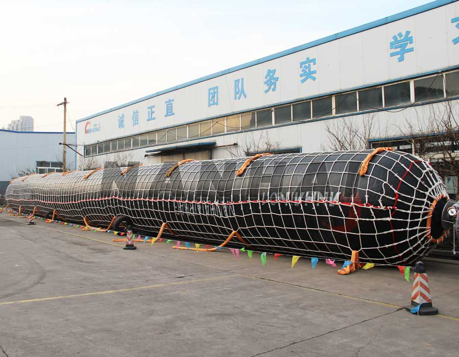NanHai-selvage-rubber-airbags