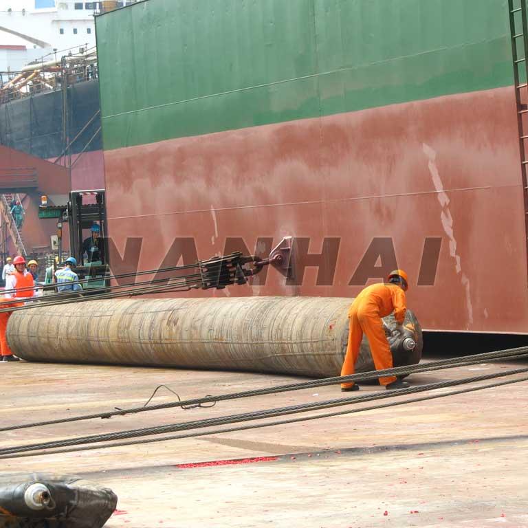 Ship Launching Airbag Marine Launching Airbag in Sale