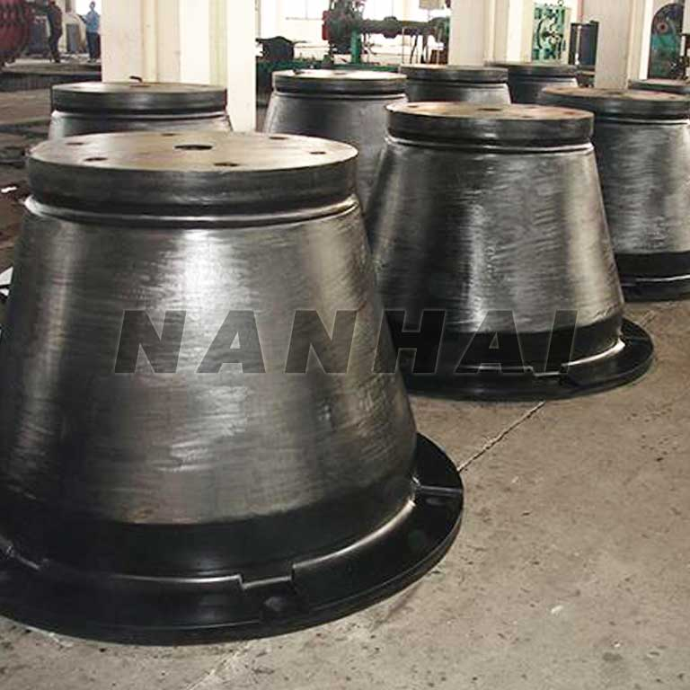 CCS-Certified-Nr-EPDM-Marine-Rubber-Fenders-Semi-Circular-Fender-for-Docks-and-Ships-in-China