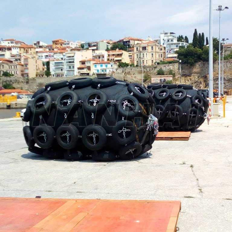 pneumatic-rubber-fender