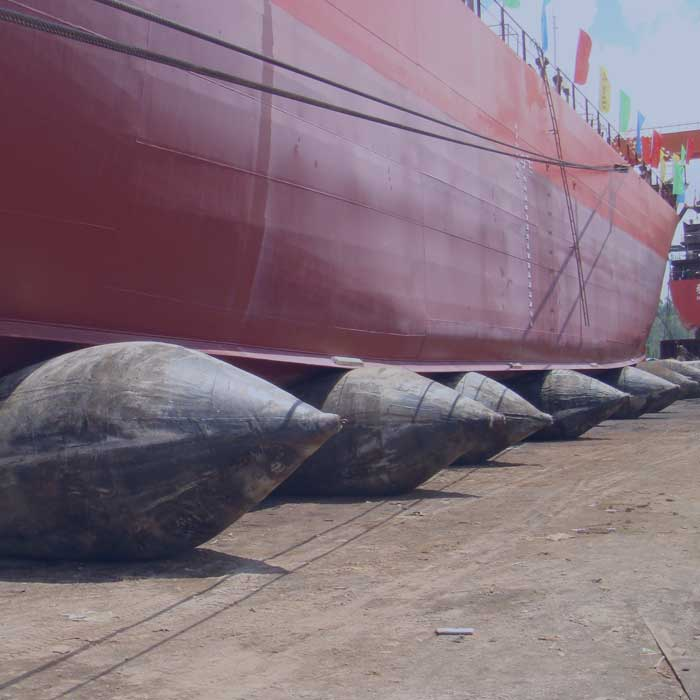 船舶发射安全气囊