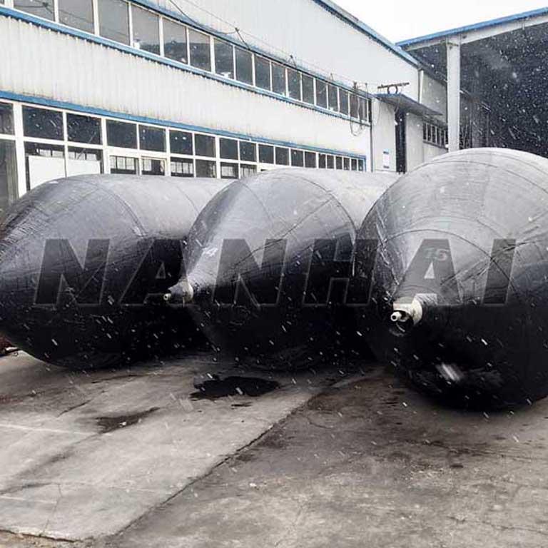 NanHai-Caisson-Moving-Rubber-Airbags